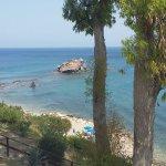 Aphrodite Beach Restaurant Foto