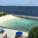 Photo de Hulhule Island Hotel