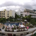 Karon princess hotel Sky photo  Bu dji phantom 2