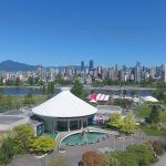 Located in Vanier Park - 10 minutes from Downtown Vancouver and Granville Island