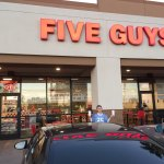 Five Guys in Mesa, AZ on Power Rd.