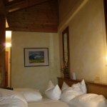 Zimmer mit Seeblick im Dachgeschoss