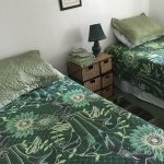 2 Bedroom cottages have 2 single beds in the second bedroom.