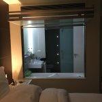 amazing room and bathroom