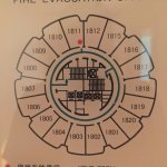 Interesting circular room layout