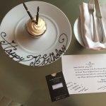 Charming in-room surprise!