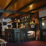 Bar och reception