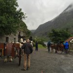 Absolutely beautiful. The gap of Dunloe. Spectacular even though it was raining.... Surprisingly