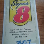 Super 8 Branson/Andy Williams Theatre Foto
