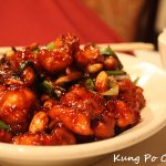 our Famous signature Kung Pao Chicken