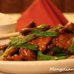Simple and delicious Mongolian Beef