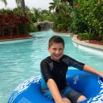 Hilton Orlando pool & lazy river