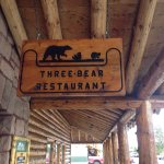 Three Bear Restaurant Foto