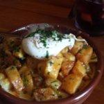 Patatas Bravas - my favorite!