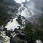 St Columba Falls after rain