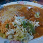Two-Item Combo with Crispy Chile Relleno