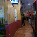 Kitchen Corridor at Las Tequilas Mexican Family Restaurant: Lakewood, CO