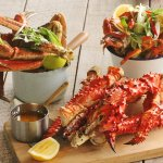 Now more Crab on offer than ever!