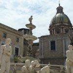 Foto de Fontana della Vergogna (Fontana Pretoria)