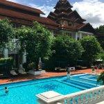 Colonial Pool
