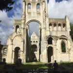 Photo de Abbaye de Jumièges