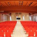 Centro Congressi vista plenaria