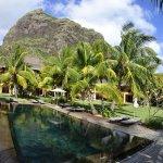 Foto de Beachcomber Dinarobin Hotel Golf & Spa