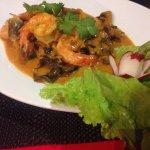 Pour qui aime les crevettes n'hésitez pas à gouter les crevettes thaïlandaises ou les crevettes