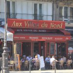 across the road from Gare Du Nord