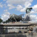Gefion Fountain Foto