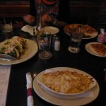 great value tasty pub grub (the nachos and mac & cheese are appetizers!)
