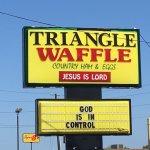 Foto de Triangle Waffle