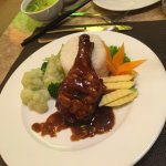 Foto de Purple Cherry Restaurant