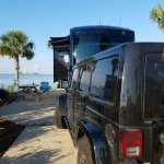 This is a very nice resort.  No problems with our 45 foot rv. Beautiful landscaping. Extremely n