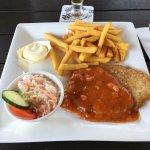 Heerlijk driegangenmenu menu voor 15,95 euro gegeten.