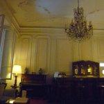 Hotel Dark Living Room