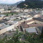 Die Altstadt von Salzburg einfach zauberhaft