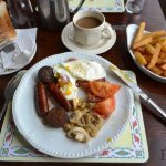 A great Irish Breakfast at Dorrian's Imperial Hotel in Ballyshannon