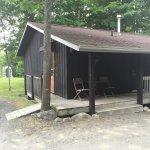Foto de Log Cabin Inn