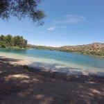 Laguna de ruidera (zona bañable)