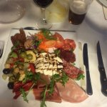 Mezza starter!!! Very Tasty and not a small portion