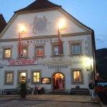 Grein, Austria old theatre