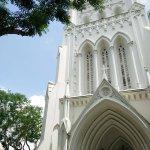 St.-Andrews-Kathedrale Foto