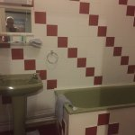 The crazy Signal Box room and en suite