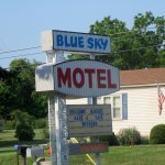Foto di Blue Sky Motel