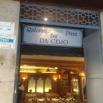 Restaurant Pizza Da Celio Photo