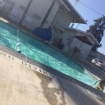 The pool . Great time here at Motel 6