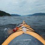 Vue des fjords