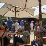 New Beach Bar. Looking good!