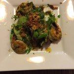 Shrimp with Garlic Appetizer